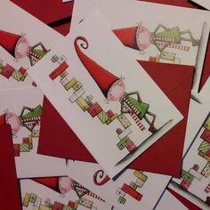 Christmascards - ROBERTATOPINI