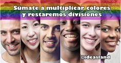 Tolerancia a la diferencia, compresión e integración. Twitter, Movies, Movie Posters, Films, Film Poster, Cinema, Movie, Film, Movie Quotes