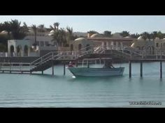 Эль-Гуна -  Венеция Египта - 1. El Gouna - The Venice Of Egypt - 1. الجو...