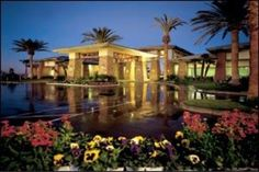 Front entrance at guard gated Rhodes Ranch community in Las Vegas
