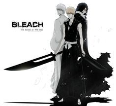 The Blade and I Are One | BLEACH by DivineImmortality.deviantart.com on @deviantART