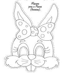 Afbeeldingsresultaat voor desenhos de coelho de páscoa