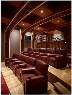 Home Theaters Design, Pictures, Remodel, Decor And Ideas   Page 4