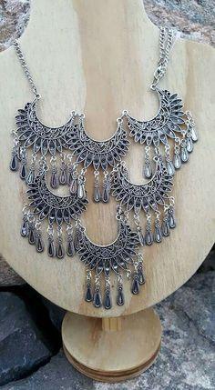 Hermoso collar!