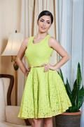Rochie PrettyGirl Spicy Day LightGreen