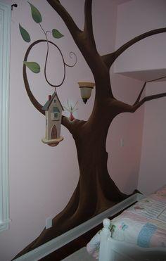 Fairy tree  www.artistjasonjones.com