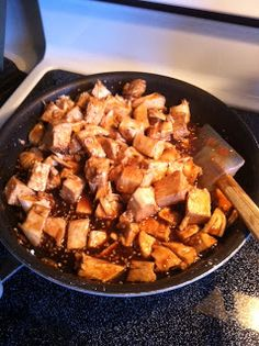 Better Than Panda Express Mandarin Chicken.  Might be a good way to use left-over chicken!