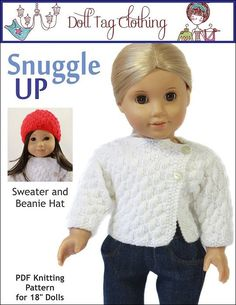 Doll Tag Clothing
