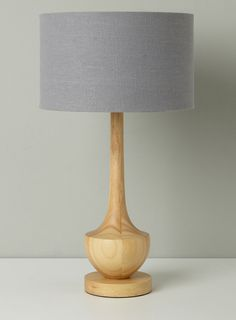 Discover affordable, High-Quality Lighting, Home Accessories, Womenswear and Menswear. Wooden Table Lamps, Lamp Table, Bedroom Lamps, Lampshades, Light Table, Ceiling Lamp, Wood Turning, Lighting Design, Floor Lamp
