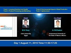 International Conference on #LivestockNutrition August 11-12, 2015  Frankfurt, Germany