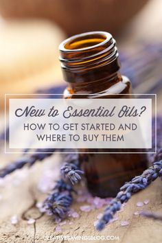 Curious about essential oils, but don`t know how to get started or if they really work? Here`s everything you need to know about quality of oils, what to use them for, and the best brand to buy.