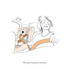 Las 25 mejores ilustraciones sobre la realidad de ser mamá   Blog de BabyCenter