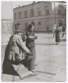 Roman Vishniac 1939, Poland