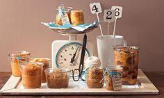 Kuchenvielfalt im Klassiker-Glas