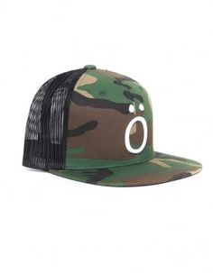 Custom Camo Mesh Trucker Hat Number #1 Lawyer Embroidery Cotton One Size