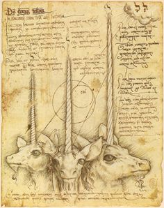 The Unicornis Manuscripts — Michael Green