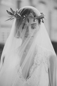 Birchbox Bride: Photo by Paula O'Hara via Grey Likes Weddings
