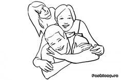 Семейное позирование