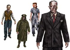 Image result for bioshock splicer