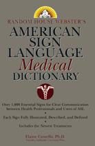 Dawn Sign Press: American Sign Language Medical Signs Dictionary