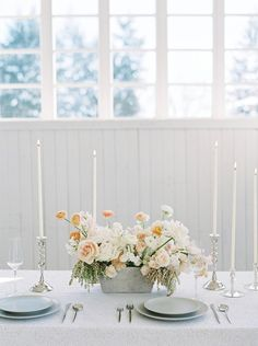 Simplistic Springtime Wedding Inspiration at Sunrise