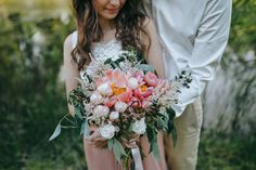 Lovely couple - Classy Flowers