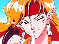 Sailor Moon / Tiger Eye