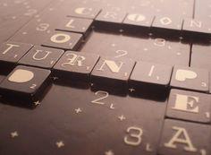 Scrabble | Typography Edition