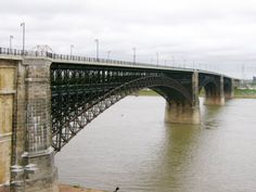 Eads Bridge, St. Louis, Mo.