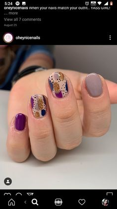 Dream Nails, Love Nails, My Nails, Fancy Nails, Trendy Nails, Nagellack Trends, Gelish Nails, Shellac, Minimalist Nails