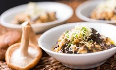 Receita da semana: risotto de cogumelo selvagem