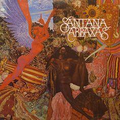 16. Santana, 'Abraxas' (1970)