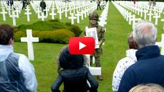 When Police Won't Let This Boy into the American Cemetery on D-Day, He Conducts His Own Amazing Memorial | The Veterans Site Blog