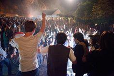 party scene #ActOne