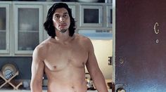 I mean if shirtless Adam Driver doesn't give you the vapors, you may need to go see a doctor. Attention World: Adam Driver Has Always Been Hot And Y'all Are Just Late To The Party Pretty Men, Beautiful Men, Beautiful People, Ryan Reynolds, Ryan Gosling, Adam Driver Girls, Girls Season 6, Adam Sackler, Bae