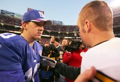 Giants Staduim. Steelers vs. New York  December 18, 2004