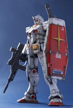 Custom Build: MG 1/100 RX-78-02 Gundam The ORIGIN ver. - Gundam Kits Collection News and Reviews