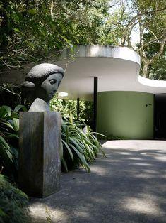 Casa. Oscar Niemeyer
