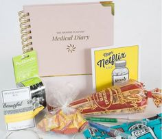 Subscription boxes made specifically for people with chronic illnesses and/or depression