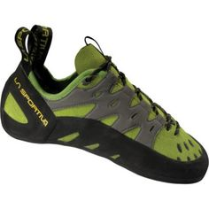 Seeking Exposure - Rock Climbing - Climbing Gear - Beginner Climbing Gear List- Climbing Shoes -  La Sportiva Tarantulace