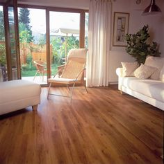 Naturafix 7mm Highland Oak Laminate Flooring