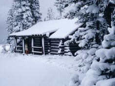 I want a secluded log cabin in the Adirondacks, a place to go when city life gets too hectic. Tres romantique!