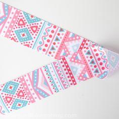 Summer Aztec   Ribbon And Bows Oh My!