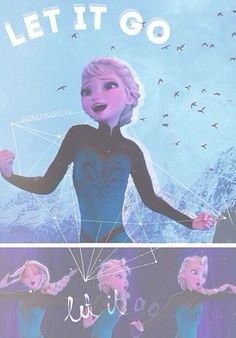 Let it go❄️