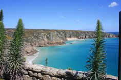 View from the Minack Theatre