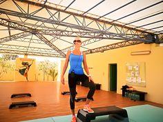 Neuer Sport-Kurs mit Trainerin Jane Uhlig I Fitnesscenter Riedbad Bergen Enkheim: BodyFit und Bauch, Taille, Po – Workout