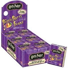 Jelly Belly Harry Potter Bertie Bott's Every Flavour Beans 1.2 oz x 48 units (24 units x 2)
