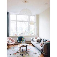 // PROJECTS // Fijne kleuren bij afgerond project in Voorburg #femkeido #interior #projects #voorburg #interieurontwerp