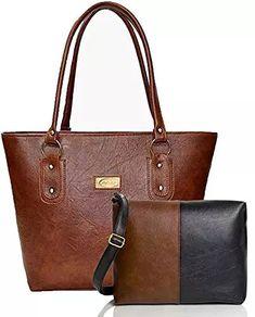 Mammon Women's Letherette Handbag And Sling Bag Combo(Hs-Combo-TbMulticolor) Cheap Purses, Unique Purses, Cheap Handbags, Cute Purses, Luxury Handbags, Fashion Handbags, Purses And Handbags, Leather Purses, Leather Handbags