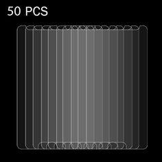 [$15.99] 50 PCS for Samsung Galaxy A9 / A900 0.26mm 9H Surface Hardness 2.5D Explosion-proof Tempered Glass Film, No Retail Package